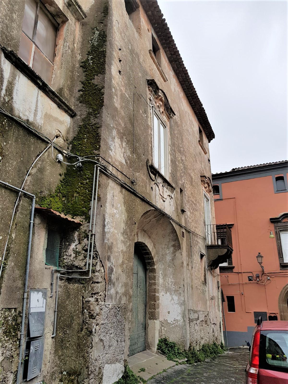 Sessa A. – Via San Nicola
