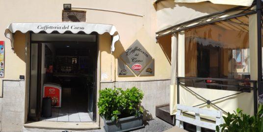 """Sessa A. – Attività bar """" Caffetteria del Corso """""""